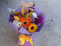 Aquapack Flower Bouquets