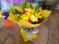 Seasonal Bouquet €30
