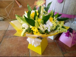 Seasonal Bouquet €45