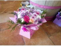 Seasonal Bouquet €40