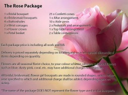The Rose Package