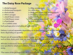 The Daisy Rose Package