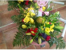 Bouquet 60€ Bright and Colourful